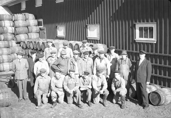 Personalen år 1949