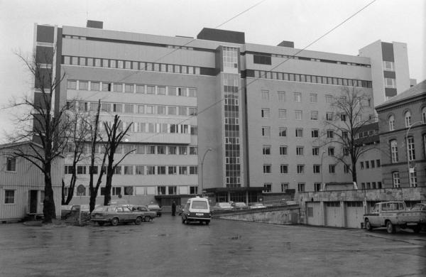 ullevål sykehus gynekologisk poliklinikk kart