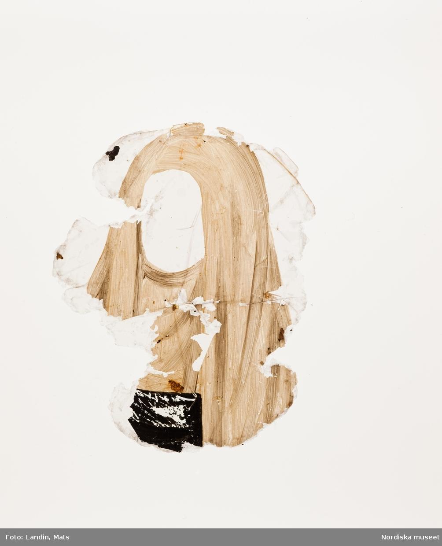 """""""Påklädningsdocka"""". Miniatyrporträtt av Kerstin Hahne, d. 1656. Nordiska museets föremål inv.nr NM.0081682."""