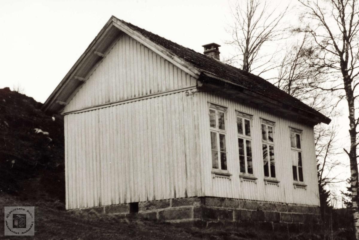 Selandsdalen skulehus, Grindheim.