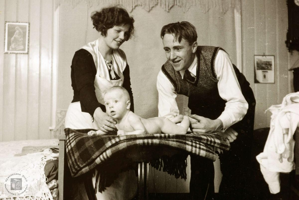 Familien Weisser. Kristiansand