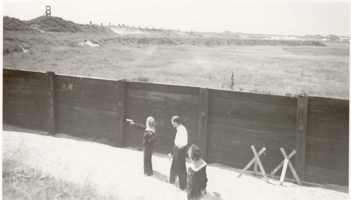 Motiv: Marinens Kvinnekorps 1942-1945
