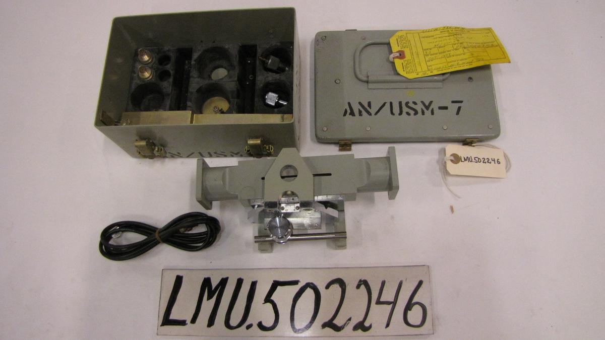 Impendance test set AN/USM-7