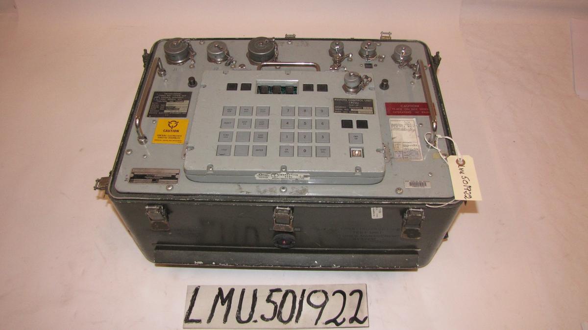 Del av General Dynamics C 9240