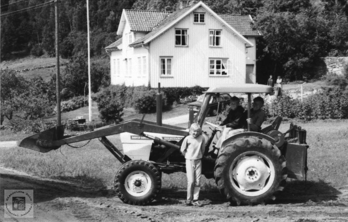 Traktorprøving