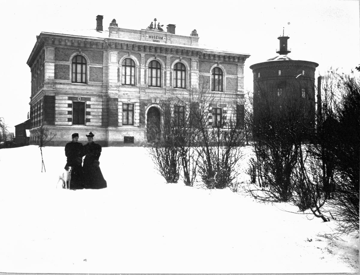 Exteriör Vänersborgs Museum
