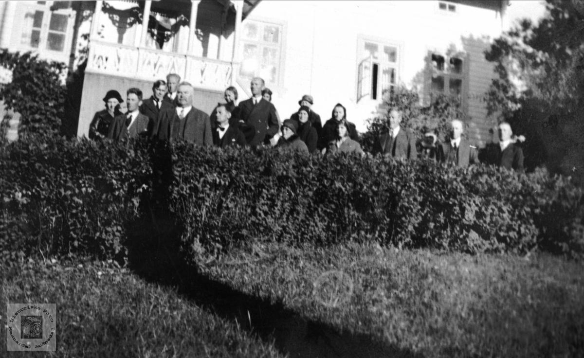 Bjelldølen ungdomslag på tur til Hallingdal