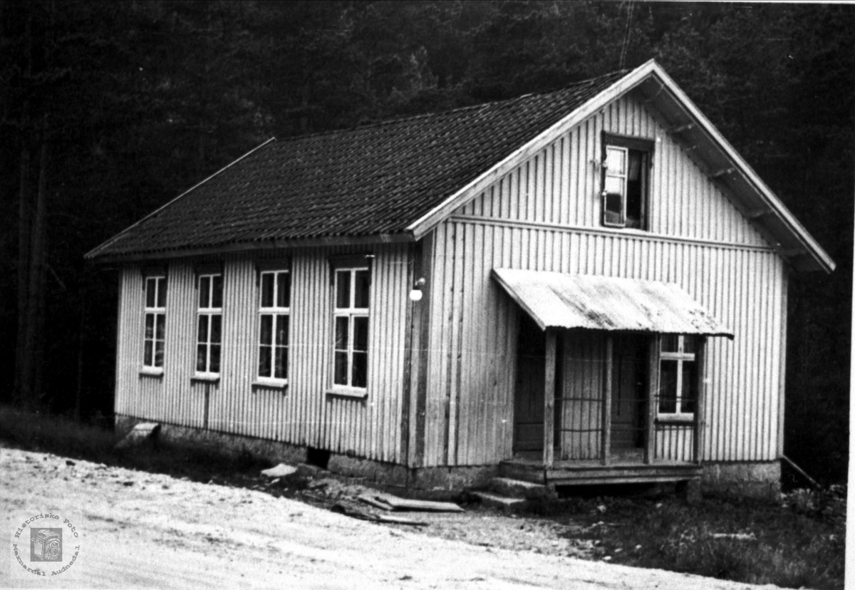 Ungdomshuset på Brusletta