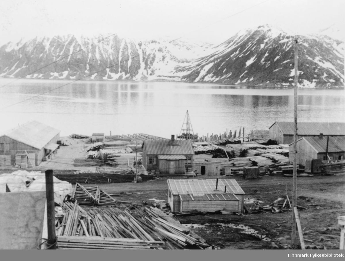 Honningsvåg, 1947.