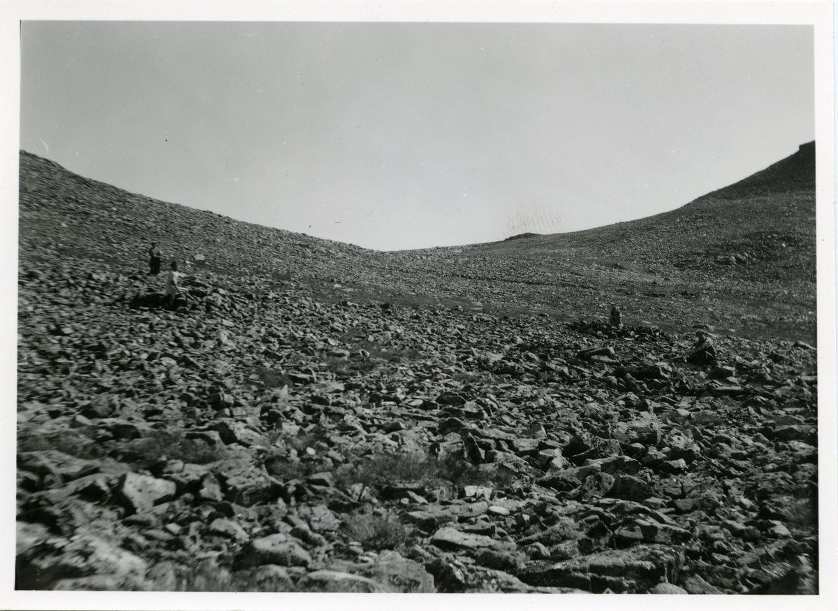 Gilafjellet i Vestre Slidre.