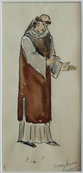Fader Nicolaus [Målning]