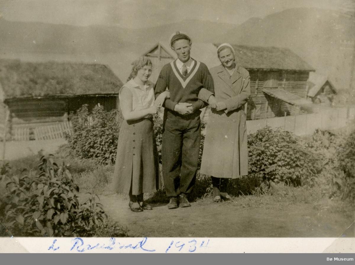 I Rauland 1934