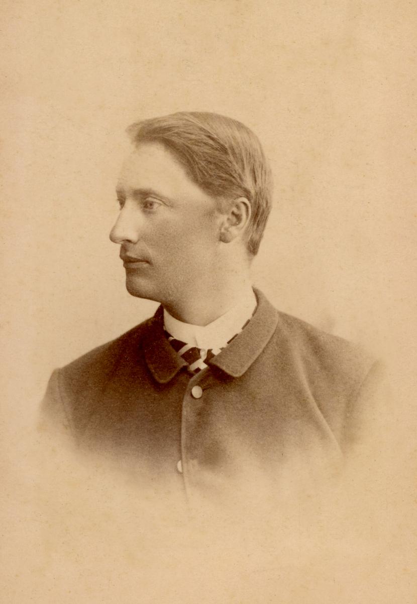 Visittkortbilde av Gunnulf H. Staurheim