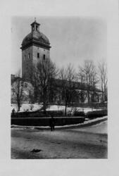 Carolikyrkan. Början av 1900-talet.