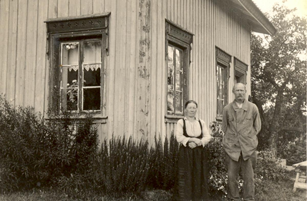 Anlaug og Kittil Lihegna