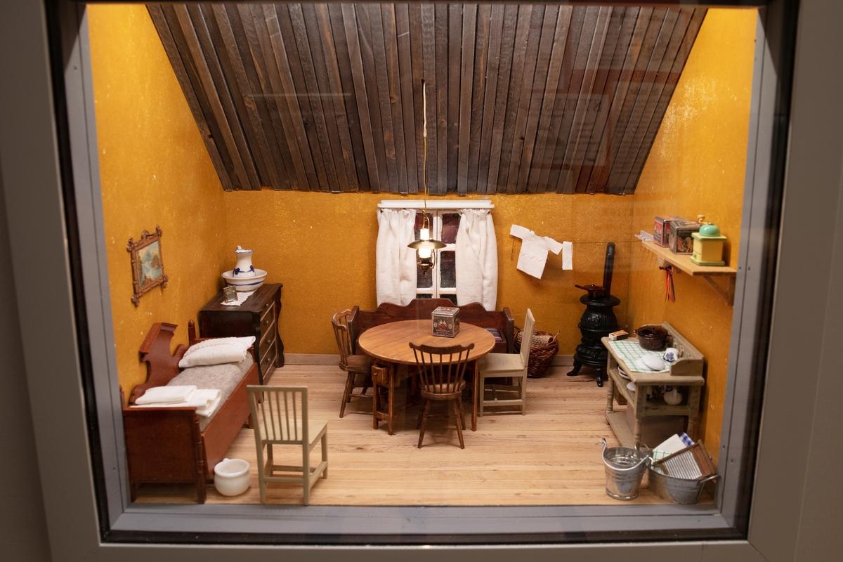 Vänersborgs museum. Utställningen Tidsresan