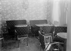 Gunnars Konditori, Uppsala 1949