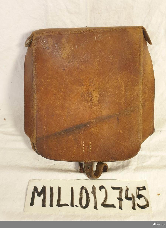 Väska för skrivutensiler från 1900-talets början