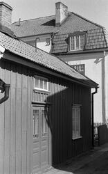 Byggnadsinventering 1972. Plåtslagaren 2. Bostadshus gatusid