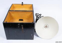 Fältarbetslampa m/1927