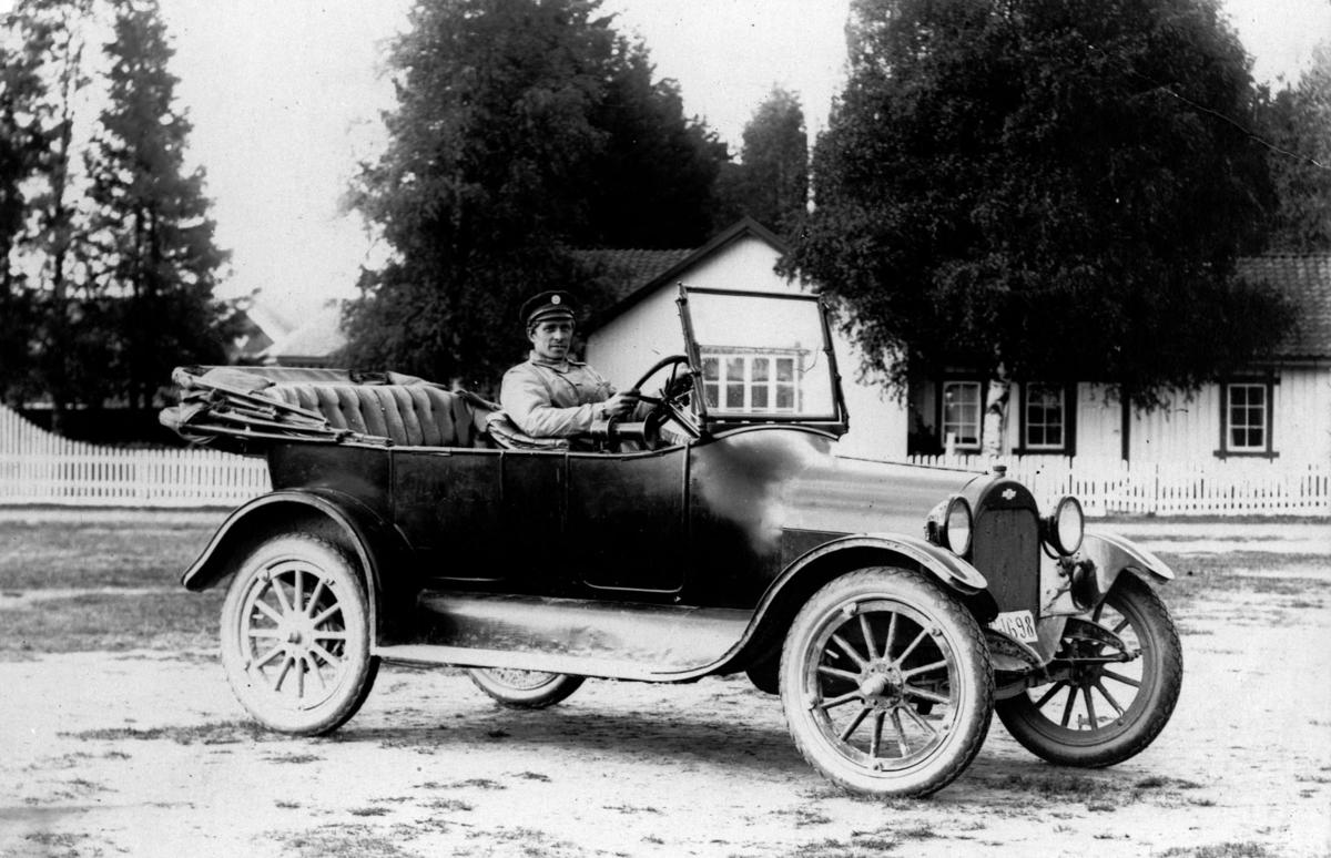 Bil, Chevrolet, drosje.