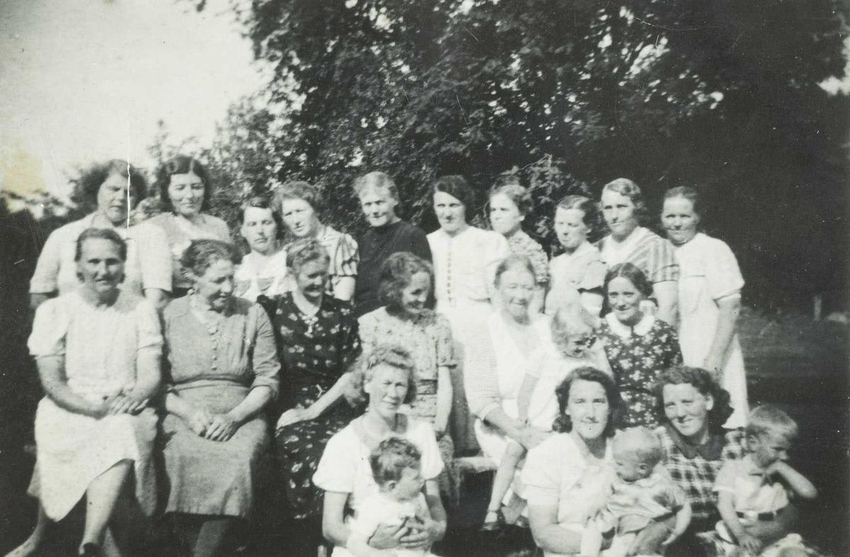 Stenersby Sykepleierforening 1945