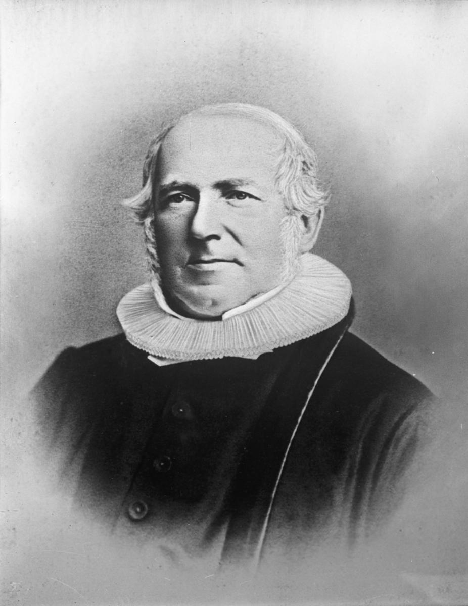 Pastor S Olsen, ordfører 7. okt 1841 – 3. okt 1843.