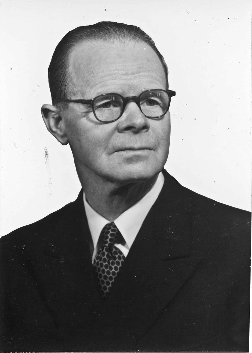Kristian Stenberg. Politisk verv i Feiring 1948-1951 og 1956-1960?
