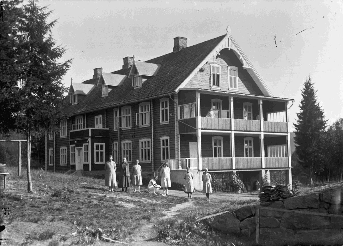 Det første hjem for eldre i Hurdal