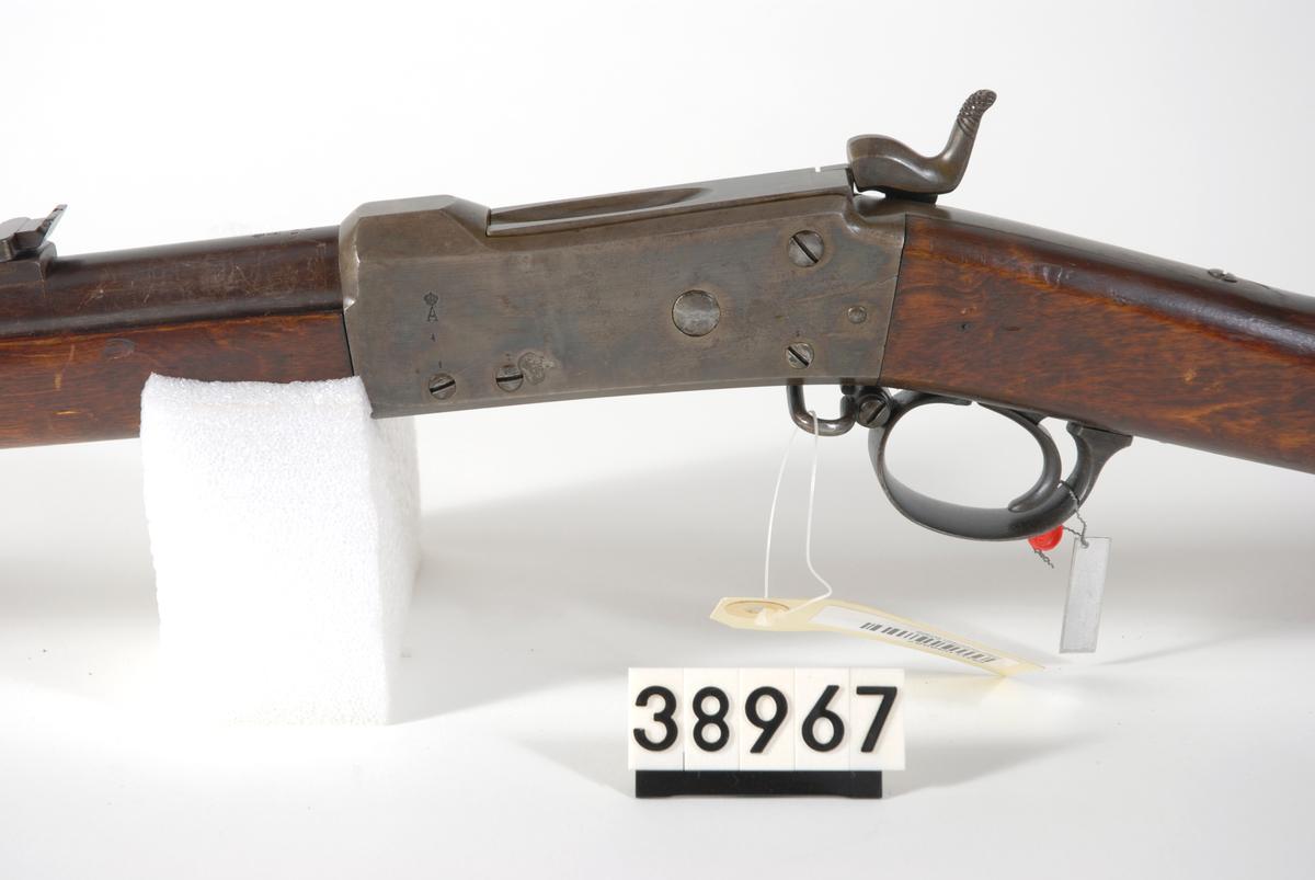 Magasingevær 4''' Krag 1869
