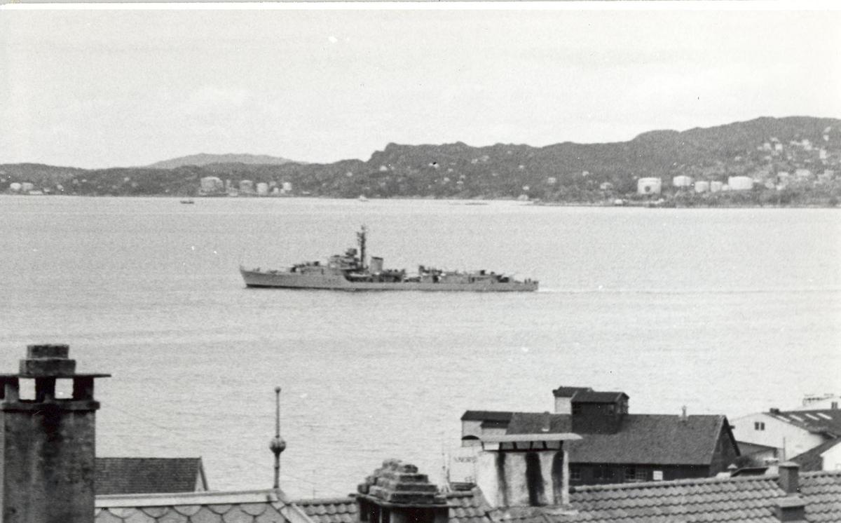 C-kl jager KNM Stavanger.