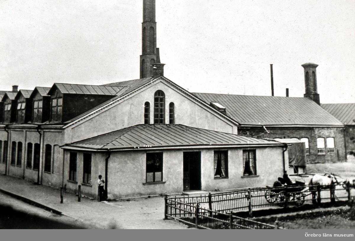 Örebro snickerifabrik.
