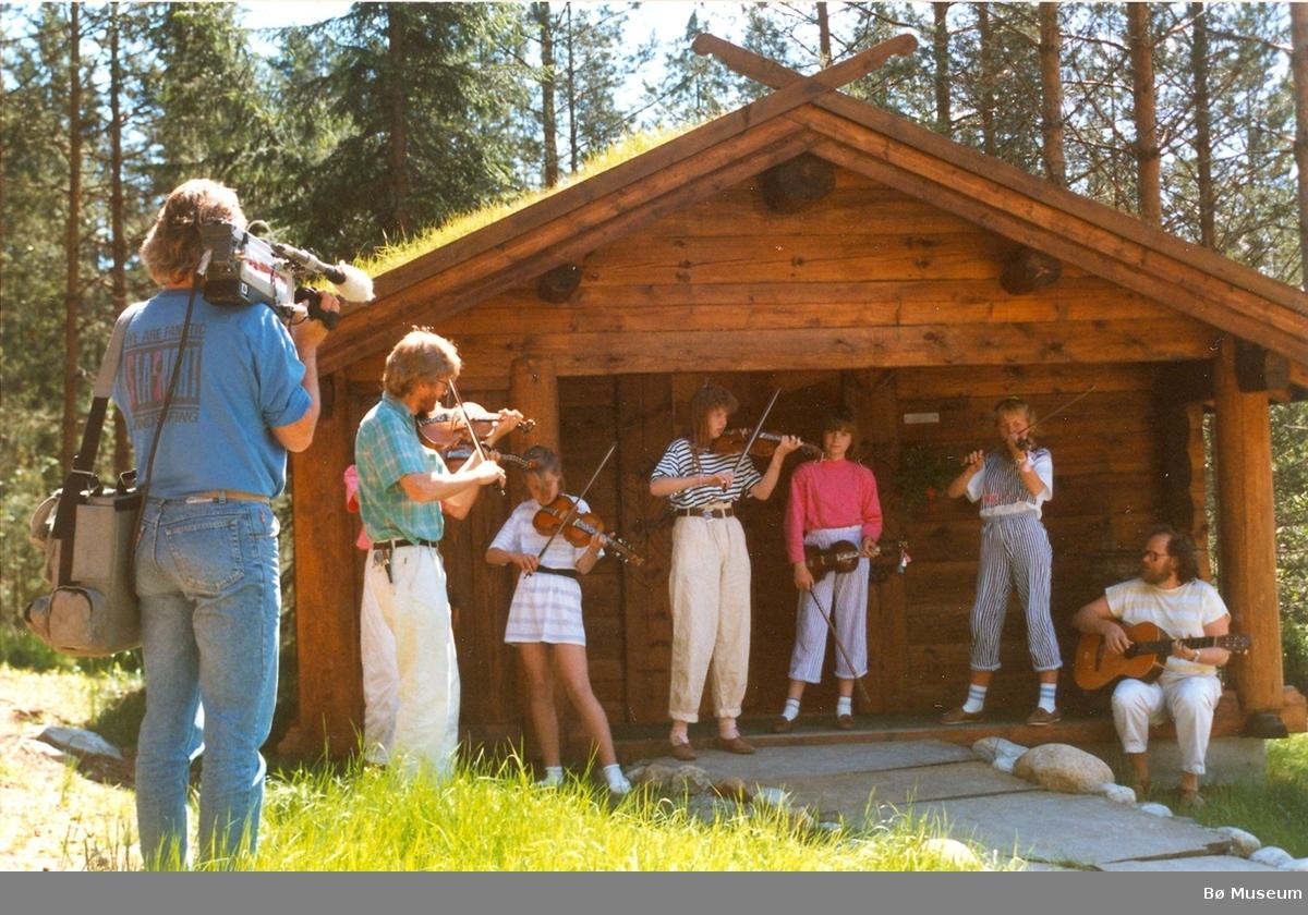 Juniorspelemannslaget, Sommarland 1989