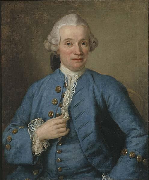 Isaac Sauer(1718-1786)