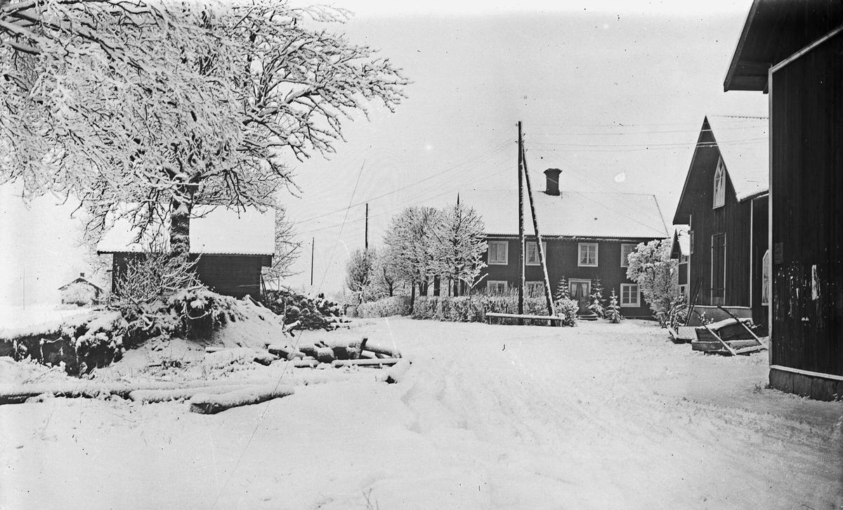 "Wästra Hästbo 2:12, ""Erik-Lars"", vinterbild."