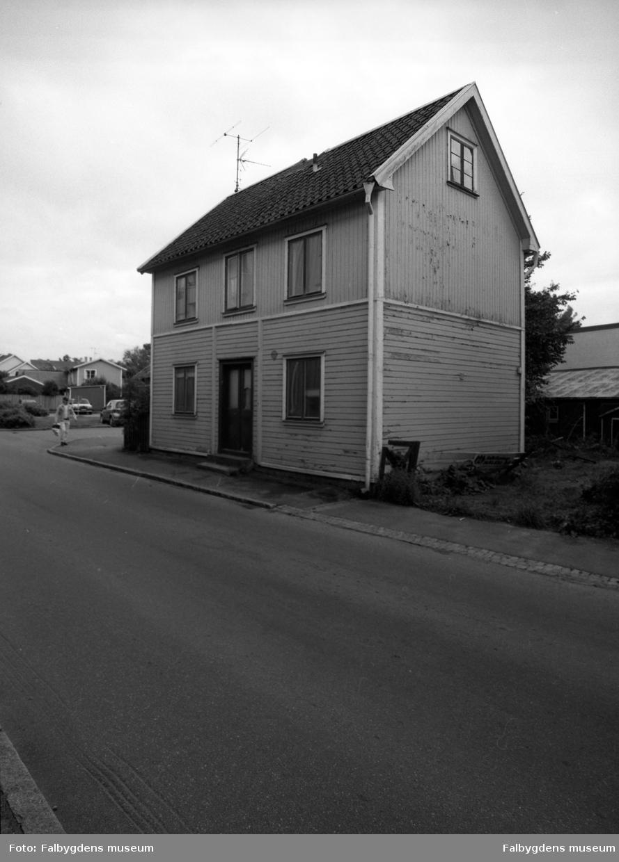 Rivningshus, Nygatan.