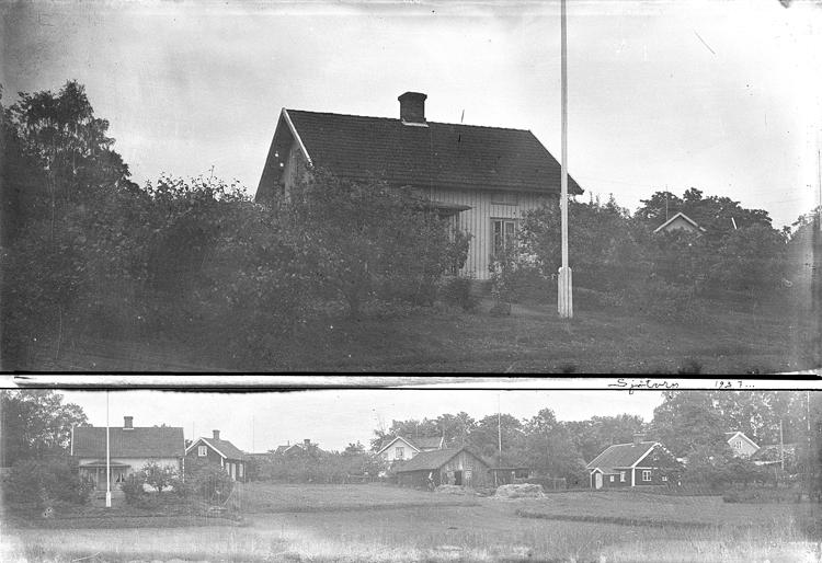 Bildtext: SJÖTORP ÅR 1937