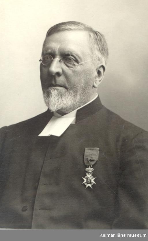 Lundgren Johan Martin kontraktsprost född 1840 död 1916.
