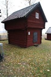 Härbre vid Huddunge hembygdsgård, Prästgården 1:1, Huddunge