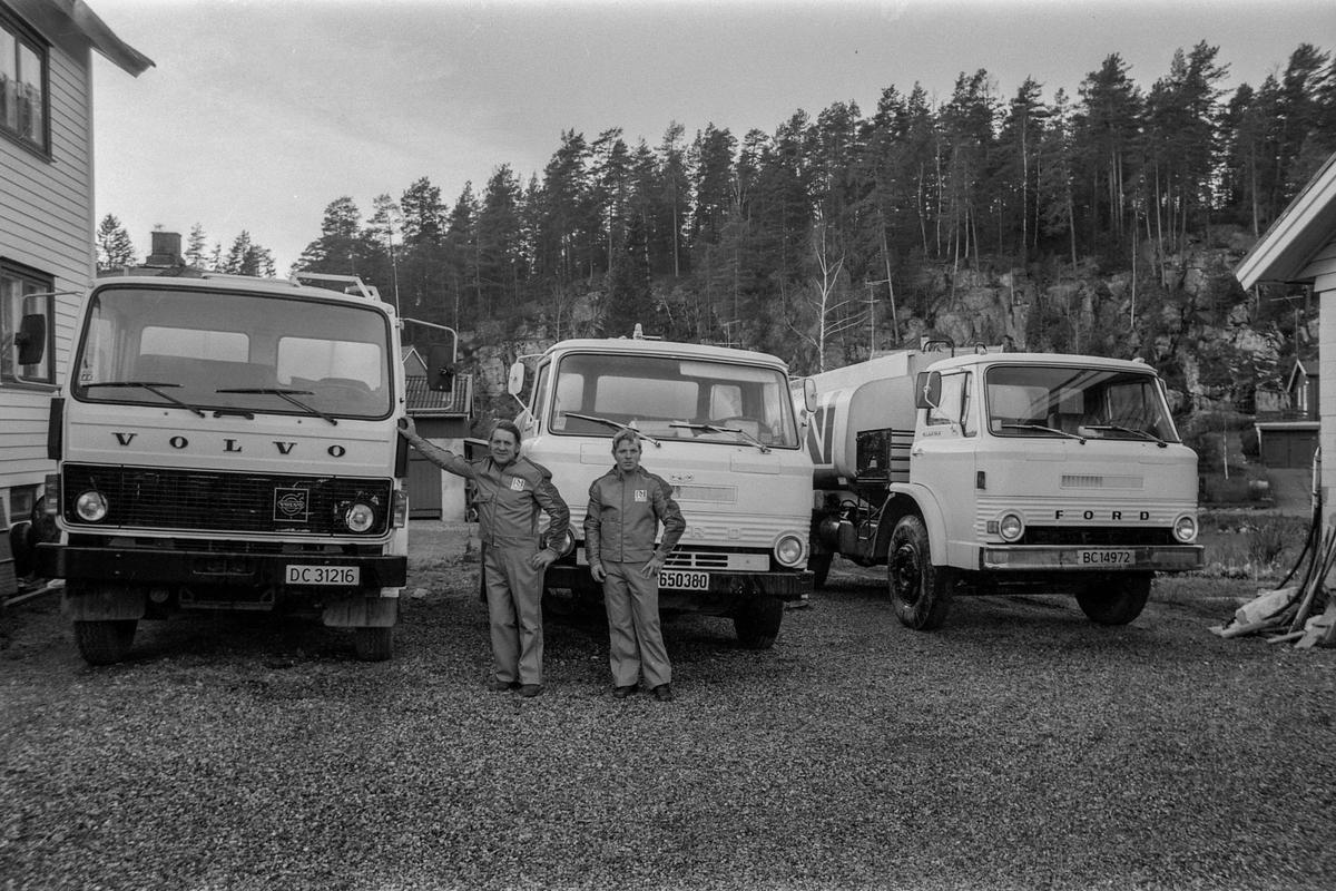 Kolbotn og Langhus brensel, tidligere BP. Innehaver Einar Bekkeli