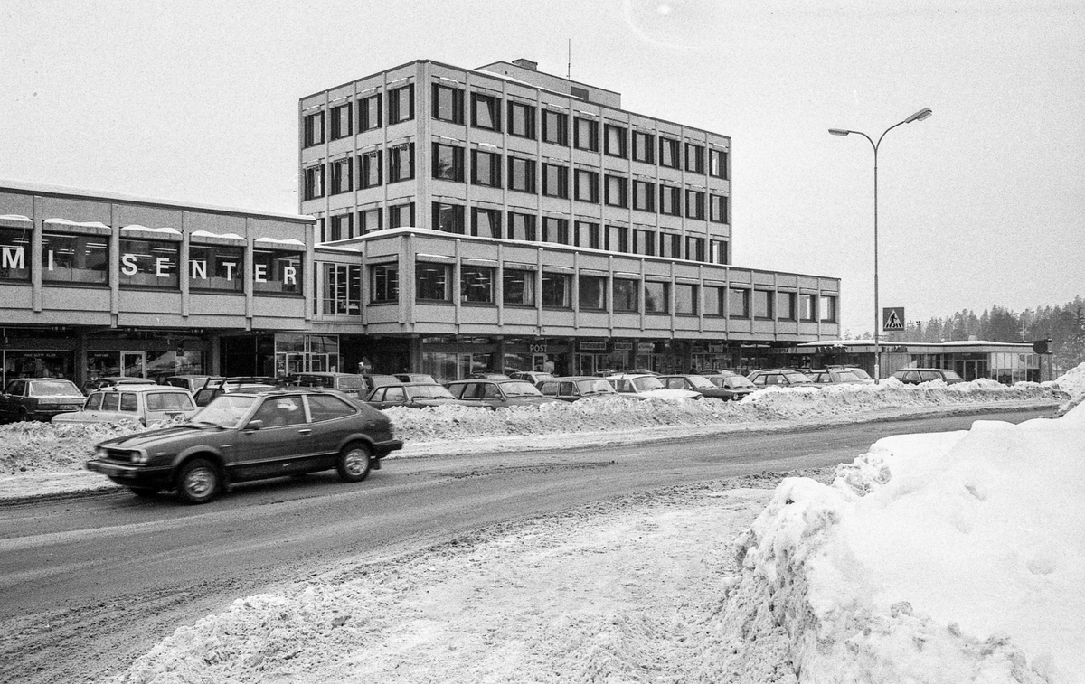 Sentrumsbygget, Kolbotn.