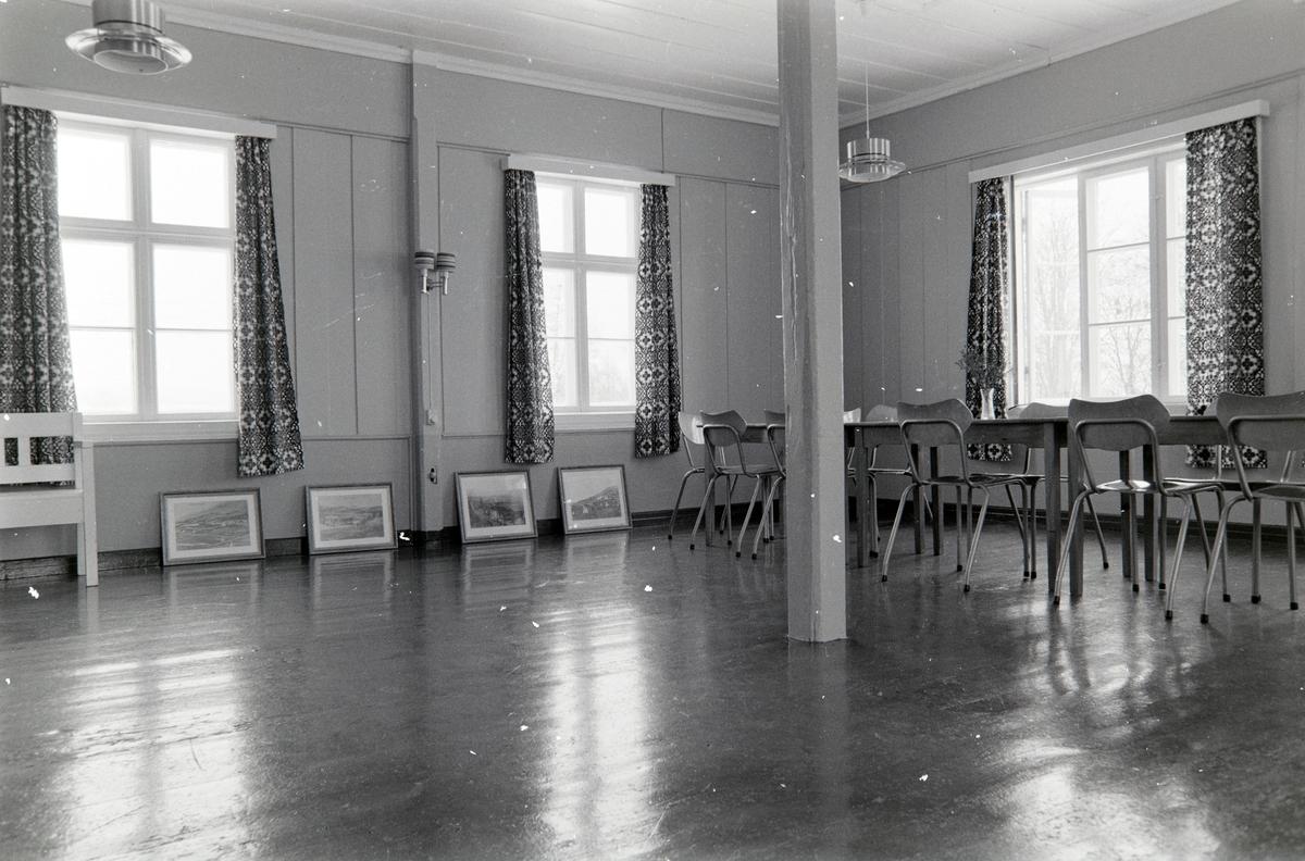 Gammelskola, Vingelen, Tolga. Vingelen kirke-og skolemuseum