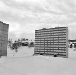 Høyblokker på Nyborg