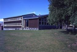 Kommunehuset på Berkåk i Rennebu.