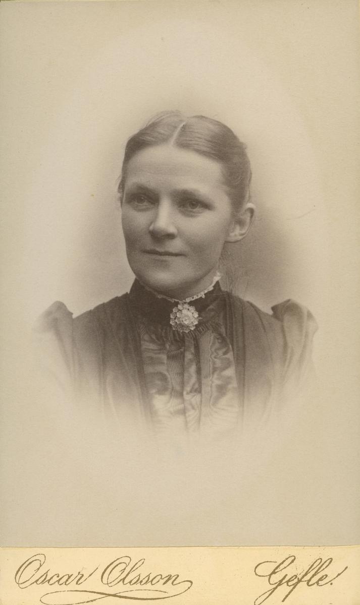 Gerda Thomson, 1891.