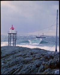 HGSD: v/Kvalen, høy sjø 4183