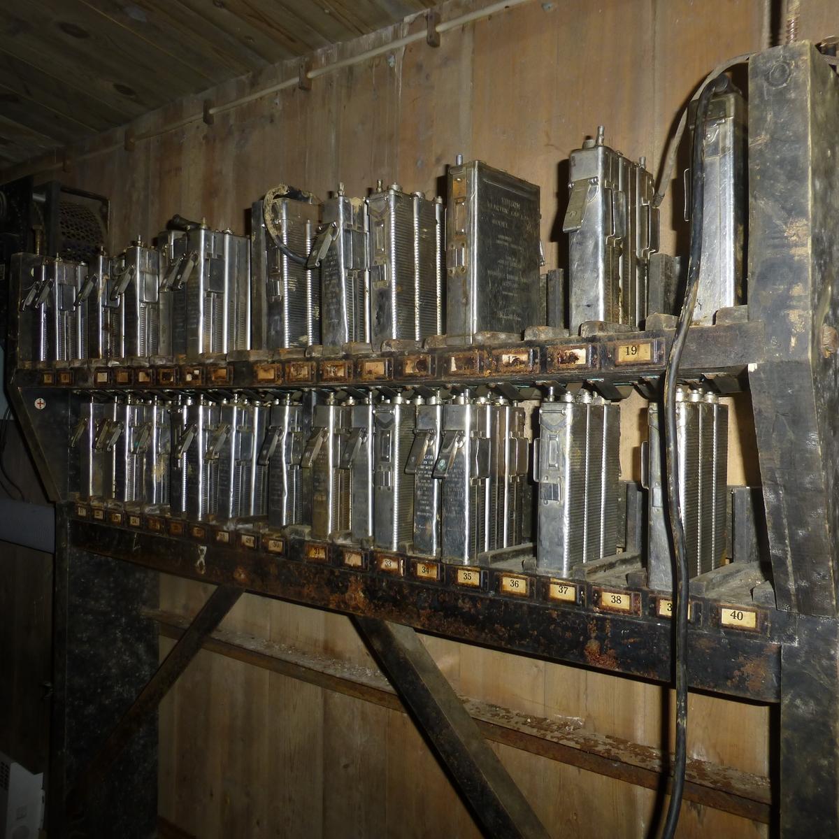 Olavsgruva består av Nyberget gruve, som var i drift 1650–1717, 1861–1891, 1906–1914, og Olavsgruva, som var i drift fra 1936 til 1972. Olavsgruva var kobberverkets siste gruve i Storwartzfeltet. Idag er Olavsgruva og Nyberget besøkgruve med guidede omvisninger.