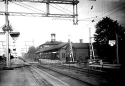 Falköpings station.