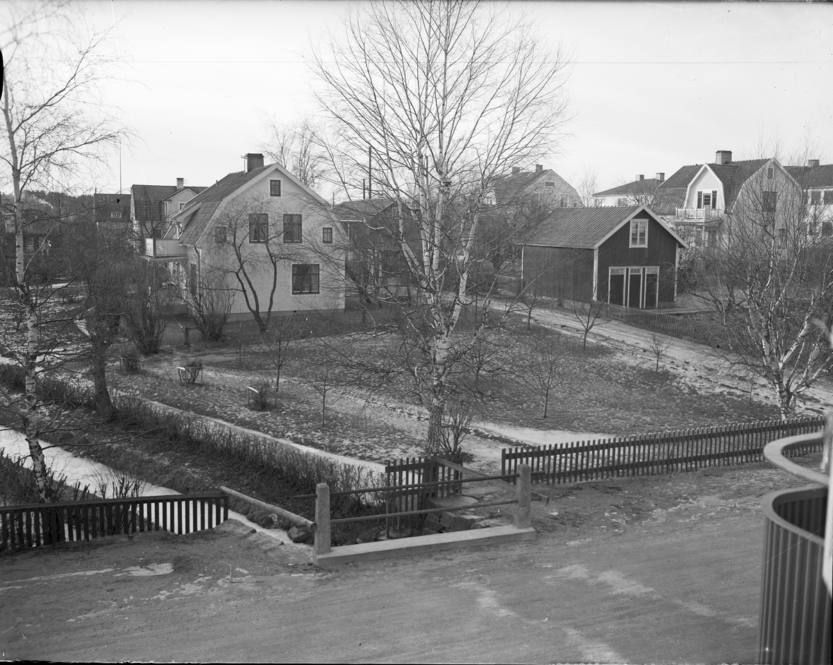 Hus på Engelbrektsgatan, Östhammar, Uppland