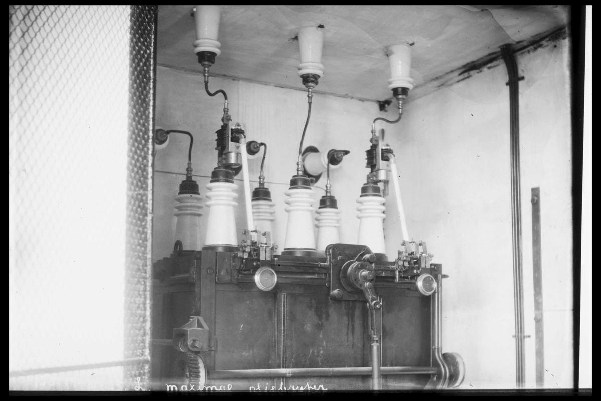 Arendal Fossekompani i begynnelsen av 1900-tallet CD merket 0469, Bilde: 76
